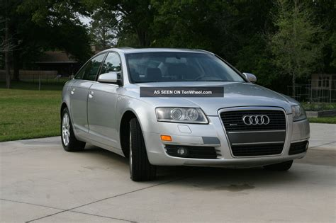 Audi A 6 2005 by 2005 Audi A6 Options Upcomingcarshq