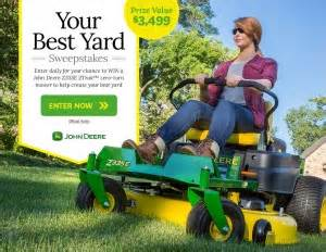Yard Sweepstakes - bhg com sweepstakes 2016 you can win right now