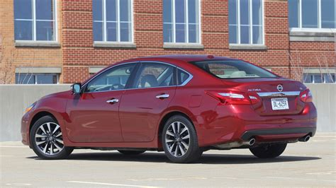 Nissan Altima 2016 Reviews by Review 2016 Nissan Altima