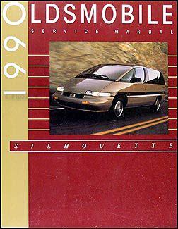auto manual repair 1992 oldsmobile silhouette auto manual 1990 oldsmobile silhouette van repair shop manual original