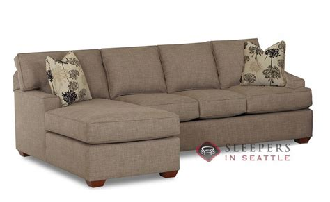 Sofa Sleeper With Chaise Customize And Personalize Palo Alto Chaise Sectional Fabric Sofa By Savvy Chaise Sectional