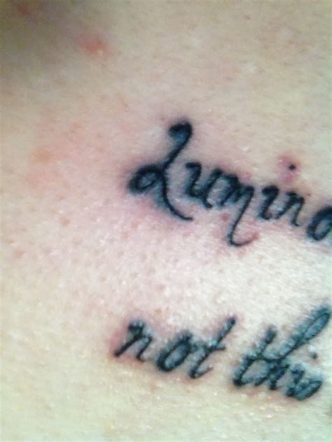 blown out tattoo is my blown out big planet community forum
