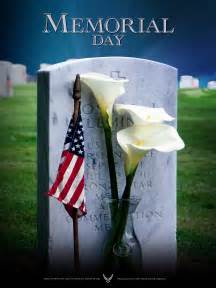memorial day posters available for download gt u s air