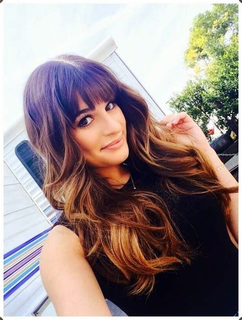 balayage and bangs 25 best ideas about highlighted hairstyles on pinterest