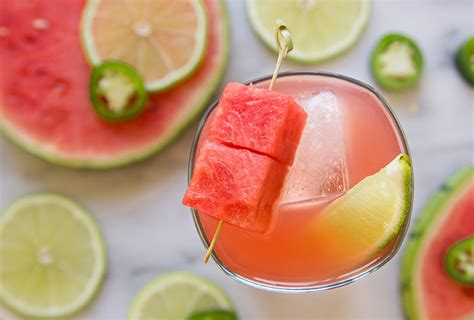 cocktail recipes watermelon tequila cocktail recipe dishmaps