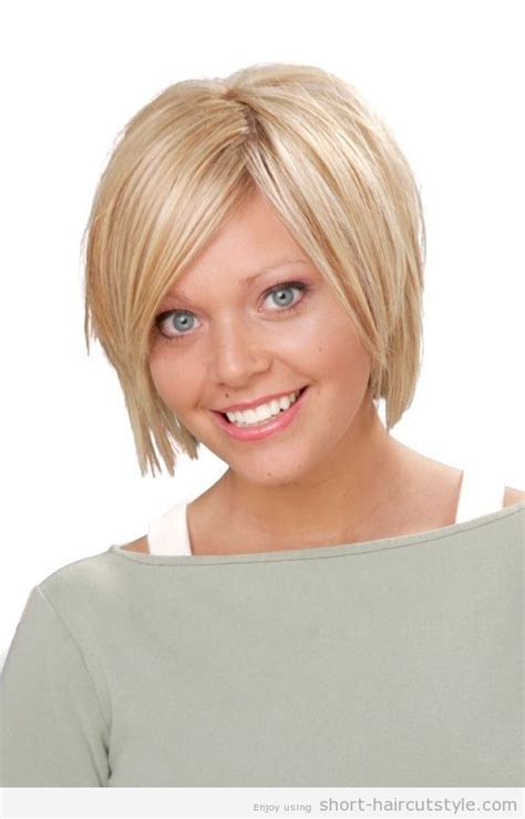 cute haircuts for fuller faces best haircuts for fuller faces short hairstyles for fat