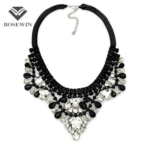 aliexpress buy bohemia style spray paint snake chain resins clear statement