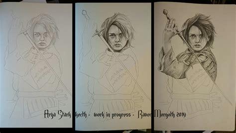 sketch book character ravenmorgoth deviantart