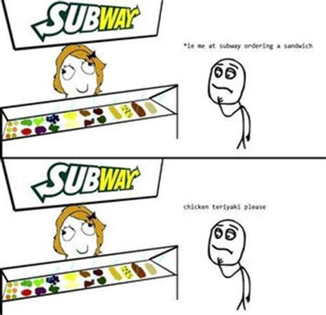 Subway Meme - meme center qwertz profile