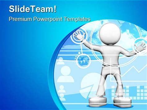 powerpoint 2010 themes technology information technology powerpoint templates and powerpoint