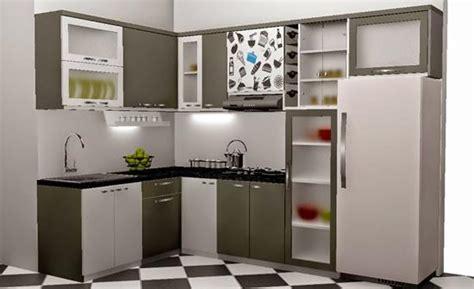 bahan untuk membuat kitchen set sendiri harga kitchen set minimalis terbaru mei 2018 murah