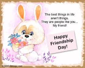 friendship day greetings cards friendship messages