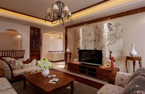 decoration living room interior decoration zen chinese living room interior