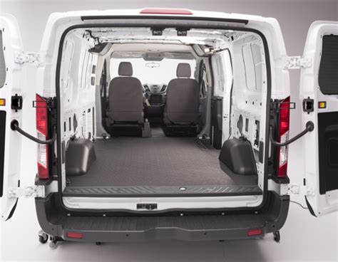 cargo mat for ford transit vantred cargo mat for 2015 2018 ford transit 150 250