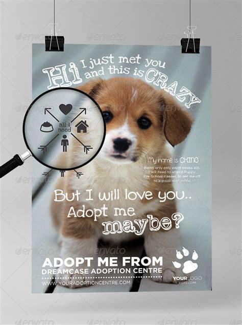 Animals Adopt Me Flyer 2 Dreamcase Digitaldreamcase Digital Adopt Me Flyer Template