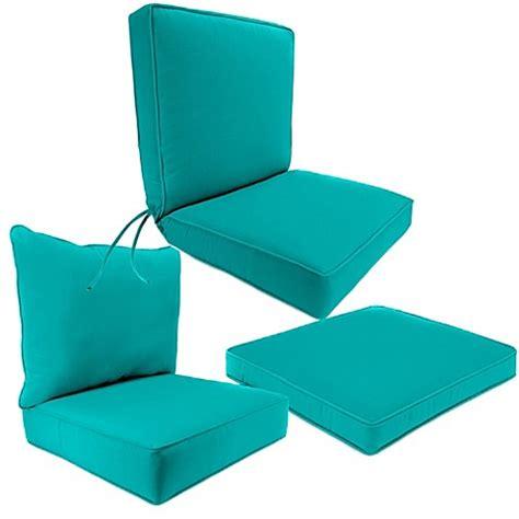 outdoor seat cushion collection  sunbrella canvas aruba