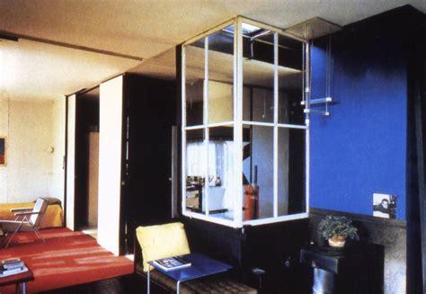 Schroder House Interior by Architectural Moleskine 174 Gerrit Rietveld Schr 214 Der House