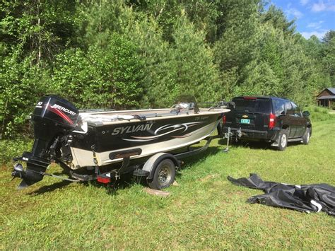 sylvan explorer boats sylvan explorer 2008 for sale for 12 800 boats from usa