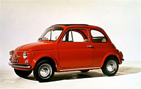 the fiat 500 an italian design classic a potted history