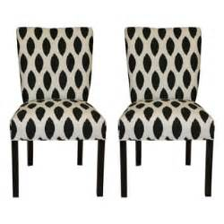 Black And White Upholstered Dining Chairs Sole Designs Furniture Shop The Best Deals For May 2017