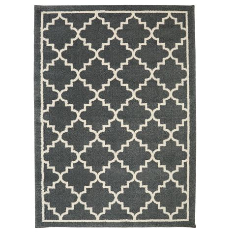 Home Decorators Collection Winslow Dark Slate 10 Ft X 12 10 X12 Area Rug