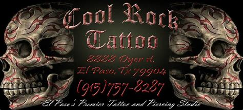 cool rock tattoo studio vip savings network
