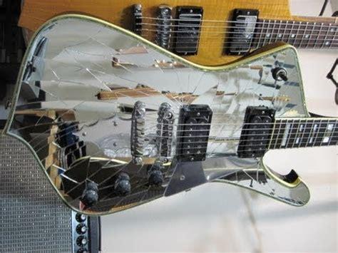 tutorial guitar mirror 1992 93 ibanez ps10 cracked mirror ball ic1000bk paul