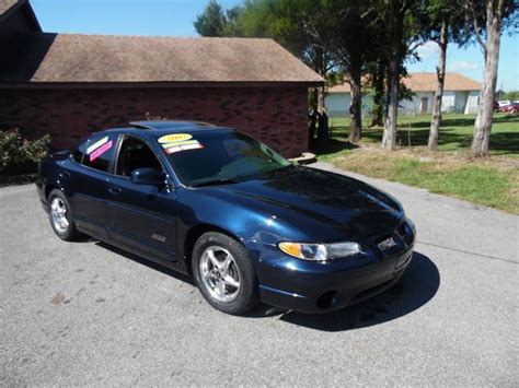 supercharged pontiac grand prix 2003 pontiac grand prix gtp 4dr supercharged sedan in