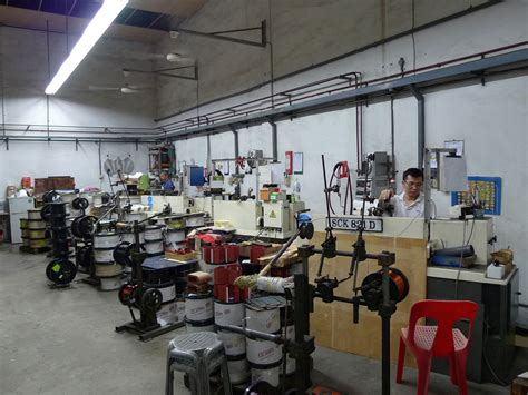 winding section eastern electrical mechanical engineers pte ltd production