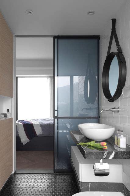 Contemporary Bedroom Hong Kong By Hoo Interior Design Styling contemporary bathroom hong kong by hoo