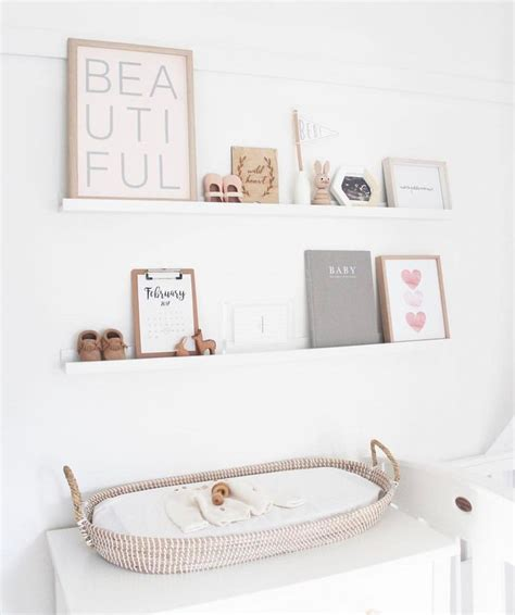 baby nursery wall decor best 25 white wall ideas on wall