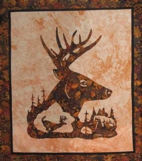 Wildlife Quilt Patterns Free by Wildlife Western Quilting Patterns From Willow Bend