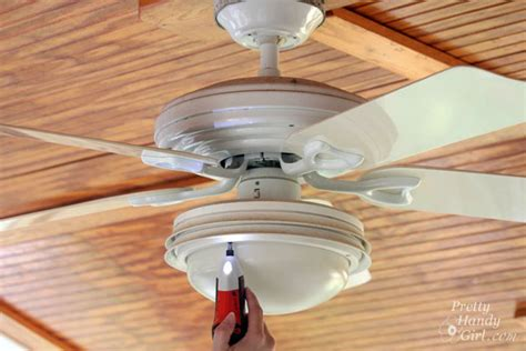 how to remove a ceiling fan how to install a ceiling fan pretty handy