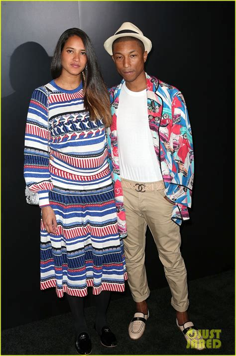 pharrell williams wife pharrell williams wife helen lasichanh is pregnant with