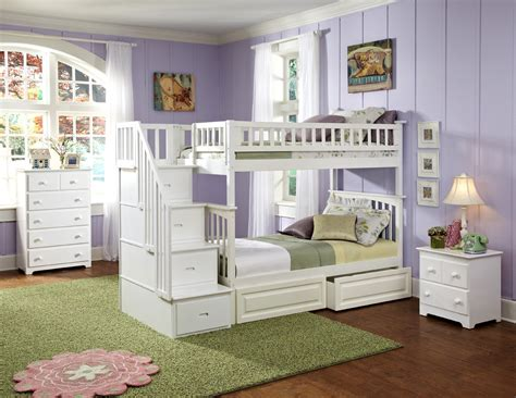 Bunk Beds Kids Funtime Childrens With Stairs Image Bed Bunk Beds Ky