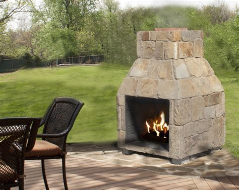 24 quot age patio series fireplace available as a kit