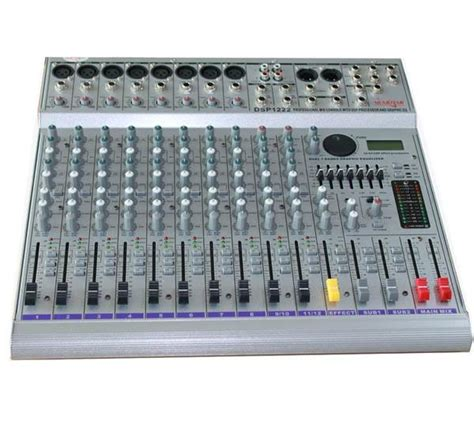 Mixer Audio China professional 8 channels audio mixer console mixing console