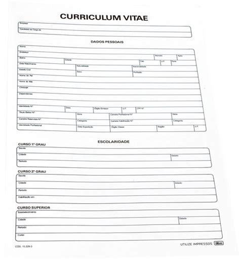 Modelo Curriculum Vitae Militar Como Fazer Um Curriculo Militar Como Fazer Um Curriculo