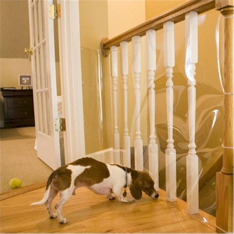 banister shield banister shield protector ks5 cardinal pet child gates