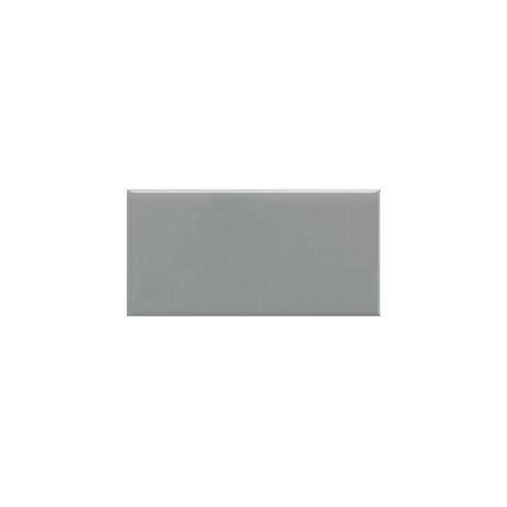 1 X3 Gray Ceramic Tile by Ceramic Tile Subway Series Pendulum Tile