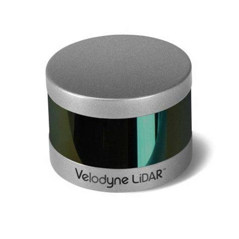 velodyne lidar announces puck hi res™ lidar sensor scanable