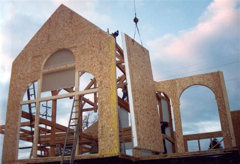 building with sips structural insulated panels vs conventional framing