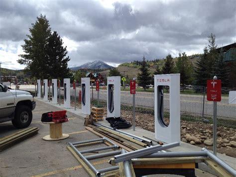 Tesla Charging Station Tesla Supercharger Diagram Tesla Free Engine Image For