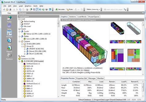 layout optimisation software overview of cargo load plan and optimization software