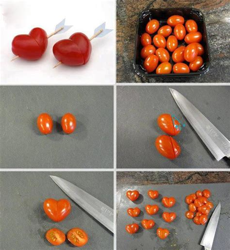 valentines day rotten tomatoes s day food ideas tomato tutorial