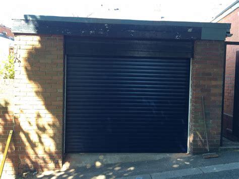 blue garage door roller garage doors a1 garage doors