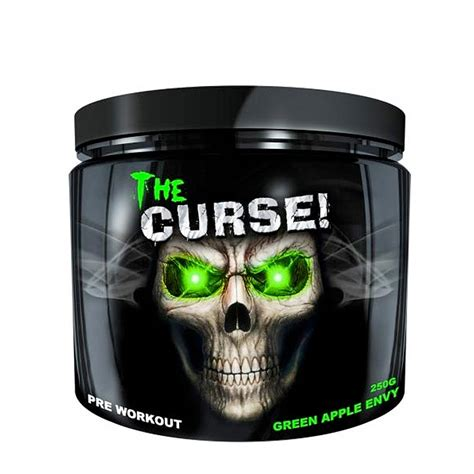 The Curse 50 Serving Pre Workout Cobra Labs Pre Work Out Preworkout house of supplements