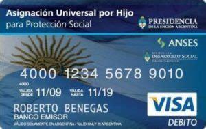 asignacion universal x hijo fecha d pago pago a asignaci 243 n universal por hijo con dni 1 del 7 de