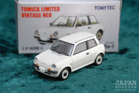 nissan be 1 tomica limited vintage neo lv n39b 1 64 nissan be 1 white
