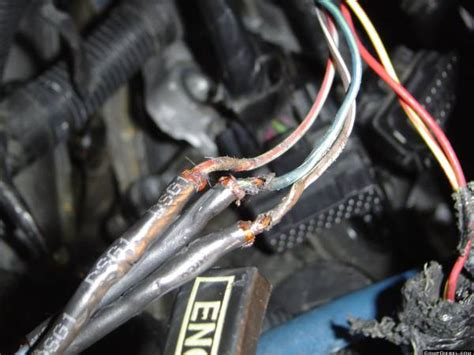 lunar auto engine diagnostics chafed cable giving issues